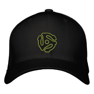 COOL 45 spacer DJ CAP Personalize it! Embroidered Baseball Caps