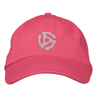 COOL 45 spacer DJ embroidered cap Embroidered Hats