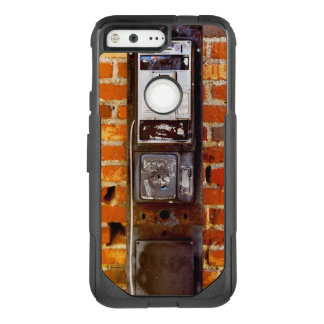 Cool Abandoned Payphone OtterBox Commuter Google Pixel Case