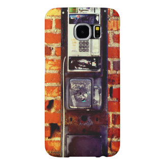 COOL Abandoned Payphone Samsung Galaxy S6 Cases