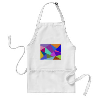 Cool Abstract Apron