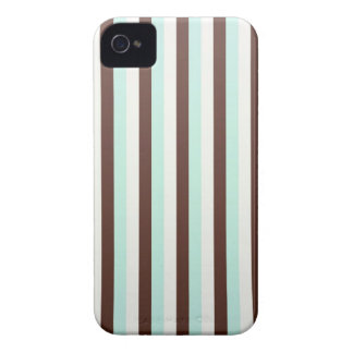 Cool  abstract chocolate  mint Blackberry case