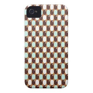 Cool  abstract chocolate  mint  candy iPhone case iPhone 4 Case