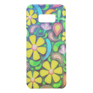 Cool Abstract Flower Design Uncommon Samsung Galaxy S8 Plus Case