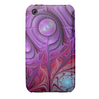 Cool abstract fractal iPhone 3 Case-Mate case