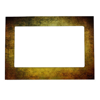 Cool Abstract Grunge Vintage 5x7 Magnetic Frame