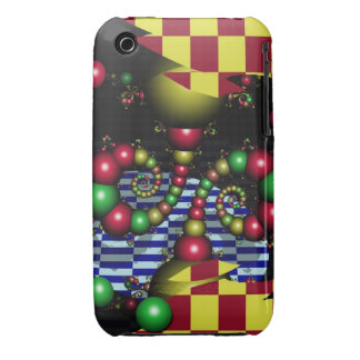 Cool abstract iPhone 3G/3GS Case-Mate Ball tricks Case-Mate iPhone 3 Case