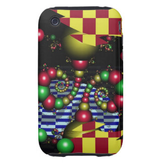 Cool abstract iPhone 3G/3GS Case-Mate Tough™ iPhone 3 Tough Cases