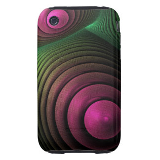 Cool abstract modern iPhone 3 case-mate case