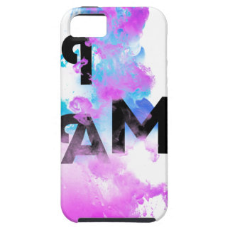 Cool Abstract Motivational Quote I AM iPhone 5 Cover