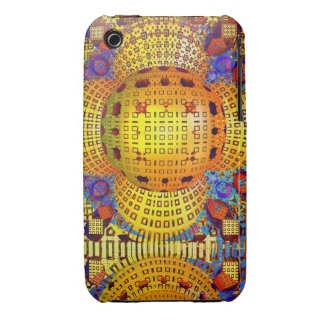 Cool Abstract Pattern iPhone 3 G /GS case iPhone 3 Covers