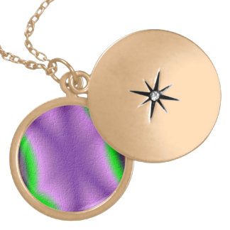Cool abstract pattern lockets