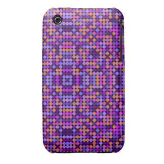Cool Abstract Polka dots iPhone 3 case-mate case