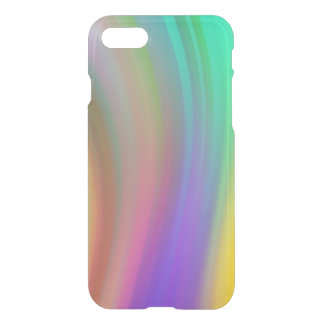 Cool Abstract Waves 1 iPhone 8/7 Case