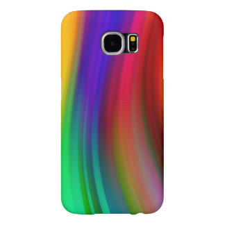 Cool Abstract Waves 3 Samsung Galaxy S6 Cases