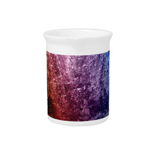 Cool Acrylic colors splash texture background Pitcher