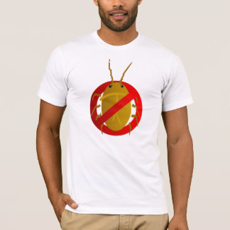 COOL AND CUTE ANIMAL T-SHIRT - ANTI COCKROACH