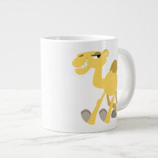 Cool and Cute Cartoon Camel Jumbo Mug