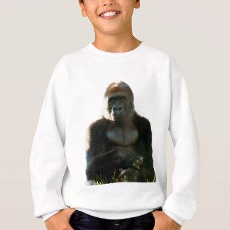 Cool and Funny Gorilla Monkey Animal Sweatshirt