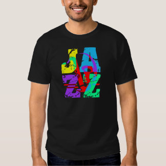 Cool and hip Jazz T Shirt
