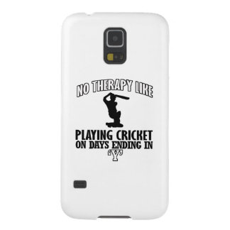 cool and trending CRICKET DESIGNS Galaxy S5 Cover