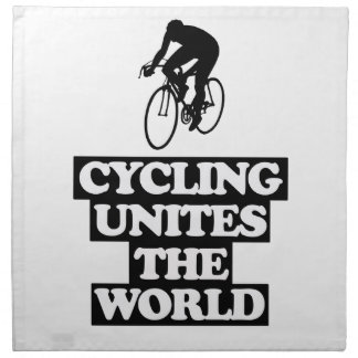 cool and trending cycling DESIGNS Napkin