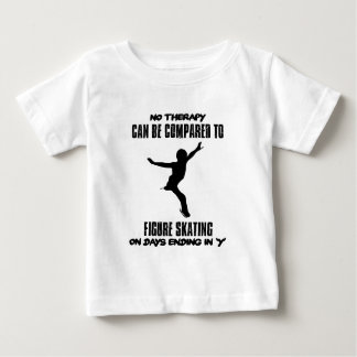 cool and trending Figure skating DESIGNS Baby T-Shirt
