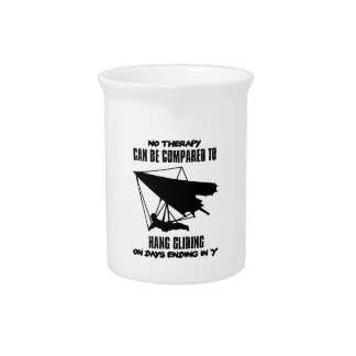 cool and trending Hang gliding DESIGNS Pitcher