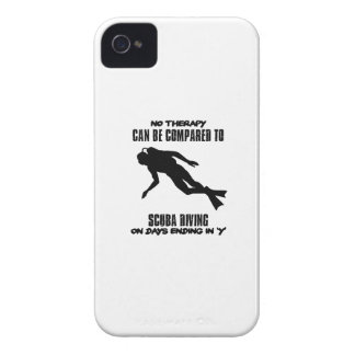 cool and trending scuba diving DESIGNS iPhone 4 Case-Mate Case