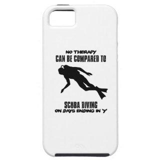 cool and trending scuba diving DESIGNS Tough iPhone 5 Case