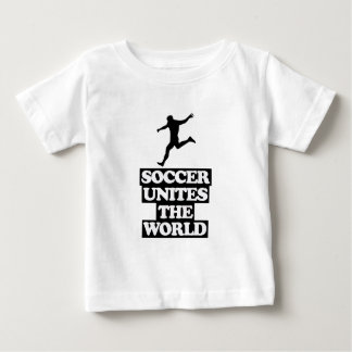 cool and trending soccer DESIGNS Baby T-Shirt