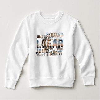 COOL AND TRENDING Toddler Fleece Sweatshirt