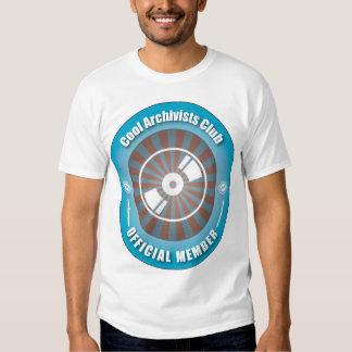 Cool Archivists Club Shirts