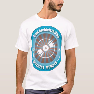 Cool Archivists Club T-Shirt