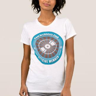 Cool Archivists Club T-shirts