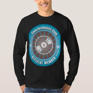 Cool Archivists Club Tshirt