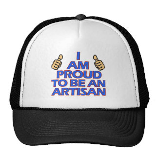 cool ARTISAN designs Cap