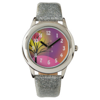 Cool Artistic Scene Pattern Watch