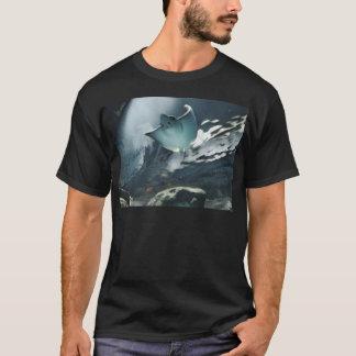 Cool Artistic Underside of Stingray T-Shirt
