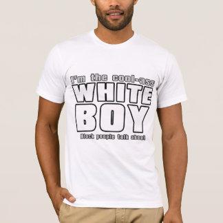 Cool-Ass White Boy T-Shirt