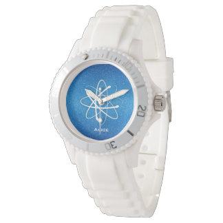 Cool Atom Symbol   Geek Watch