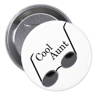 Cool Aunt 7.5 Cm Round Badge