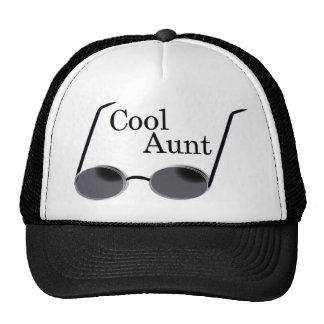 Cool Aunt Trucker Hats