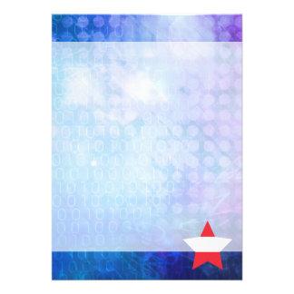Cool Austria Flag Star 13 Cm X 18 Cm Invitation Card