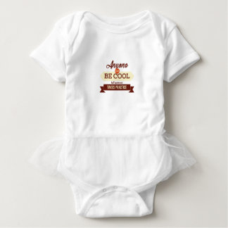 Cool & Awesome Practice Makes Perfect Baby Bodysuit