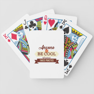 Cool & Awesome Practice Makes Perfect Bicycle Playing Cards