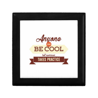 Cool & Awesome Practice Makes Perfect Gift Box