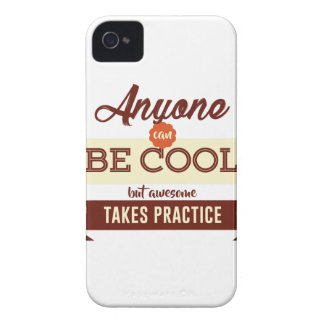 Cool & Awesome Practice Makes Perfect iPhone 4 Case-Mate Case
