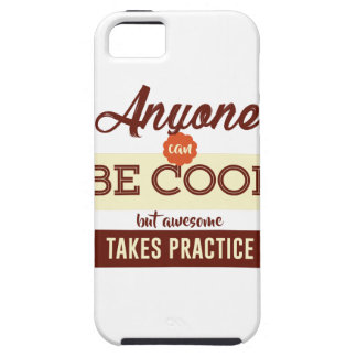 Cool & Awesome Practice Makes Perfect Tough iPhone 5 Case