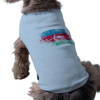 Cool Azerbaijani flag design Shirt